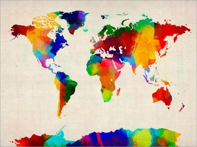 Dear World.